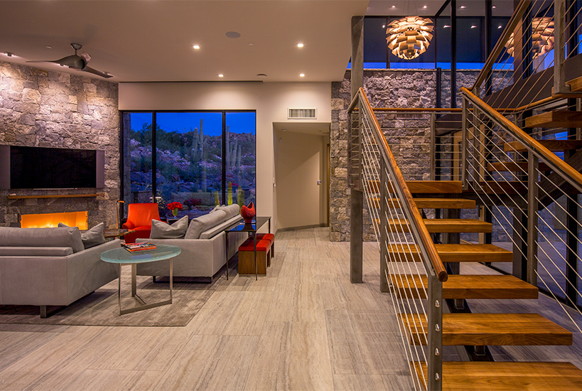 Interior Design project by Lori Carroll
