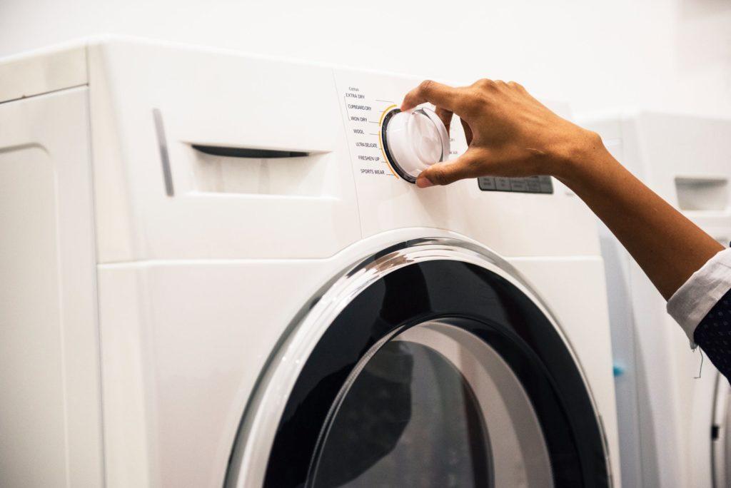 Energy star washer