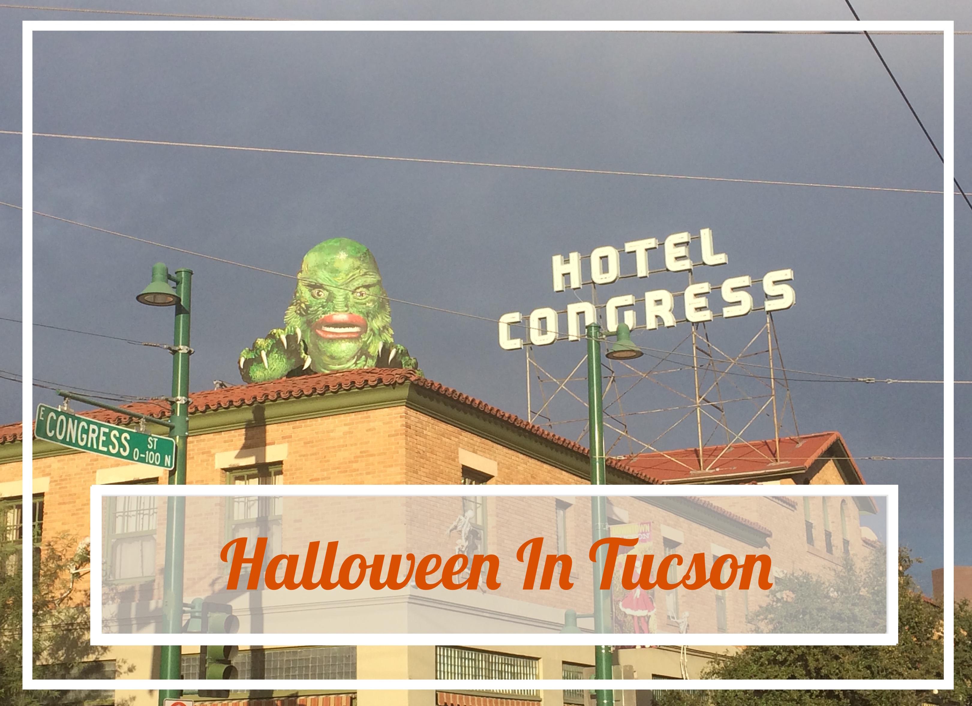 Halloween In Tucson