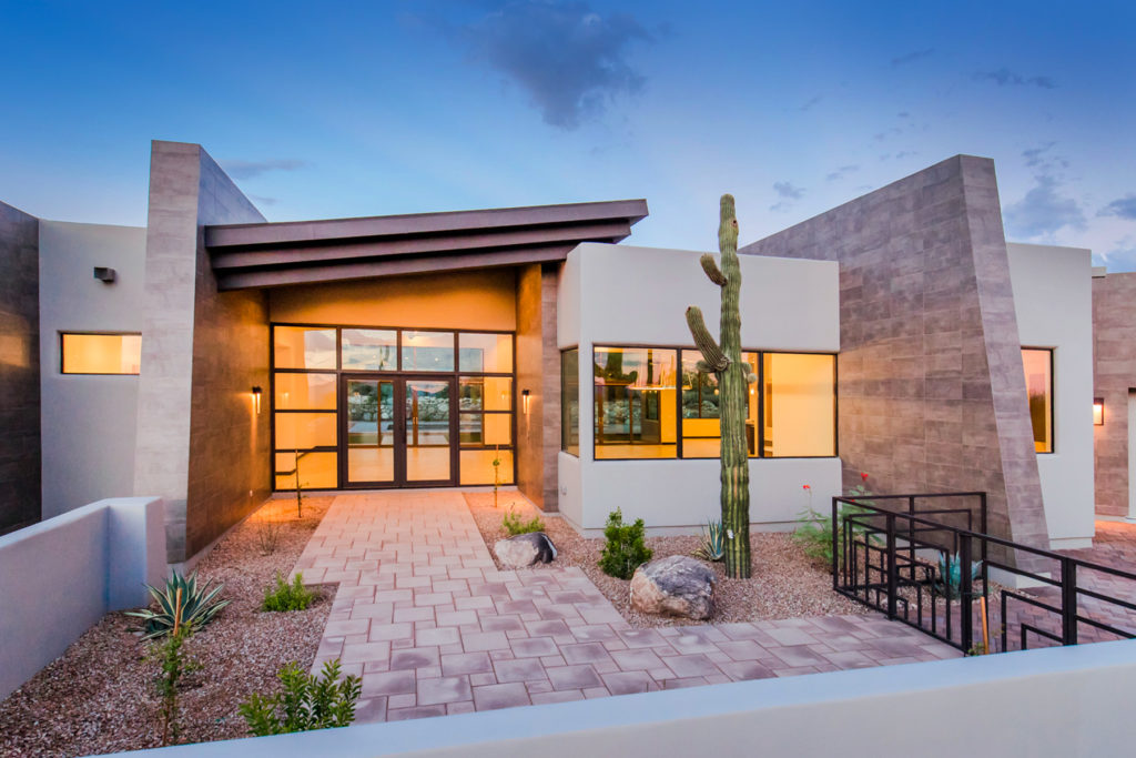 One Of Grogan U0026 Groganu0027s Tucson Luxury Homes For Sale, 2094 E. Garden Drive