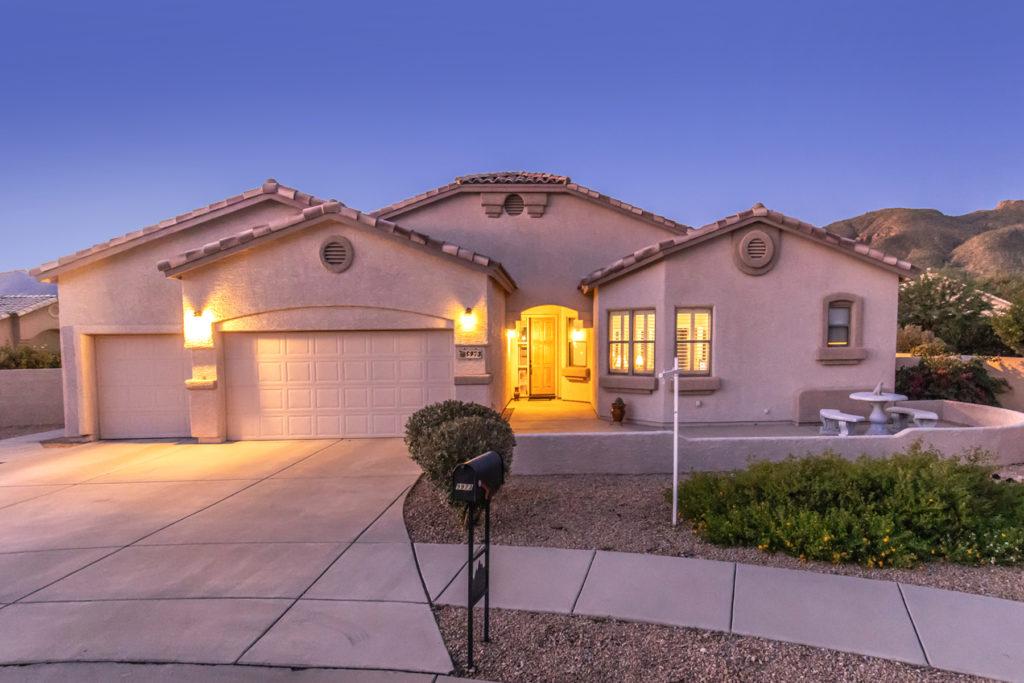 9973 E. WOODLAND VIEW PLACE, TUCSON, AZ 85749