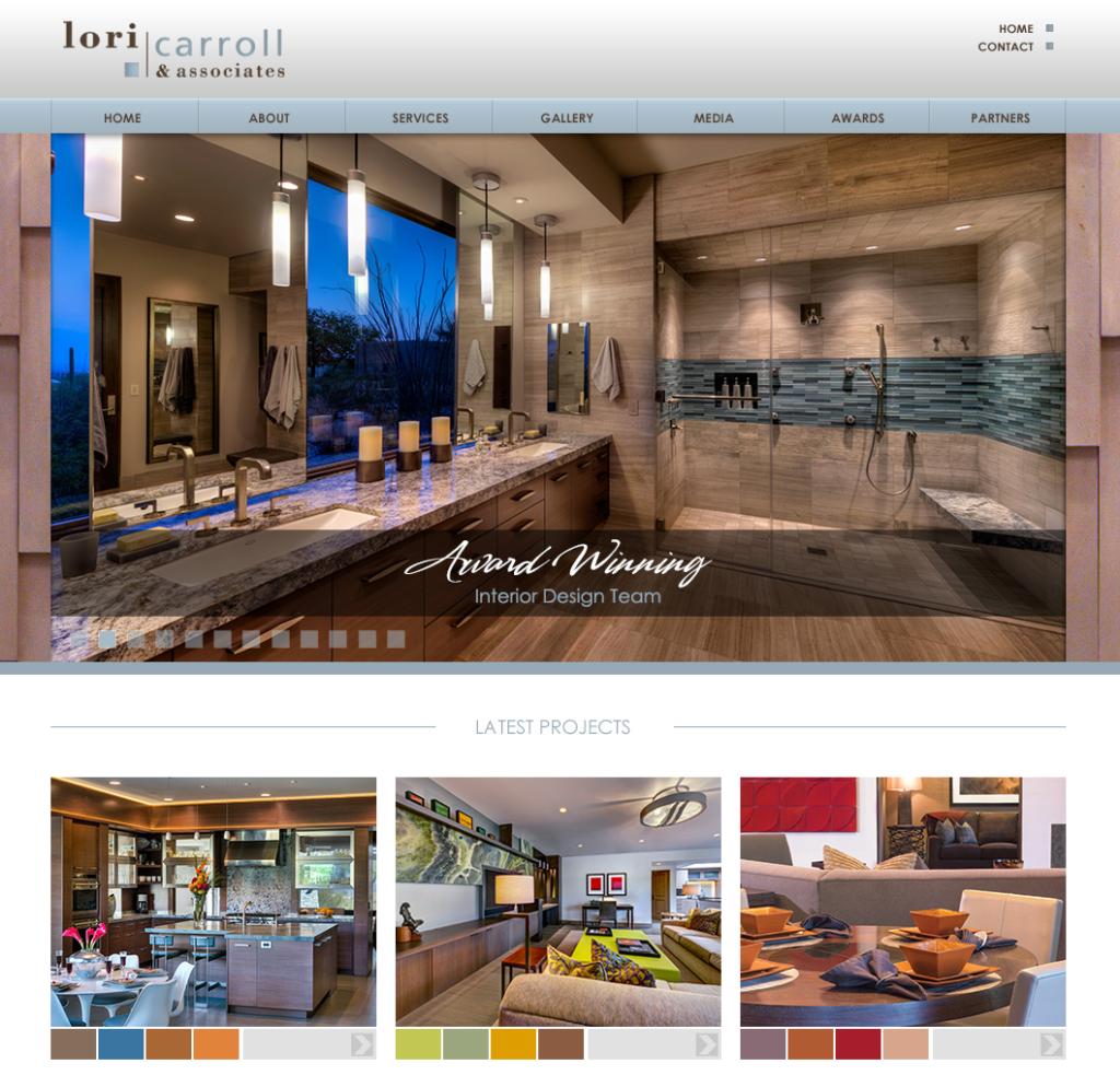 Lori Carroll & Associates Tucson Luxury Interior Design
