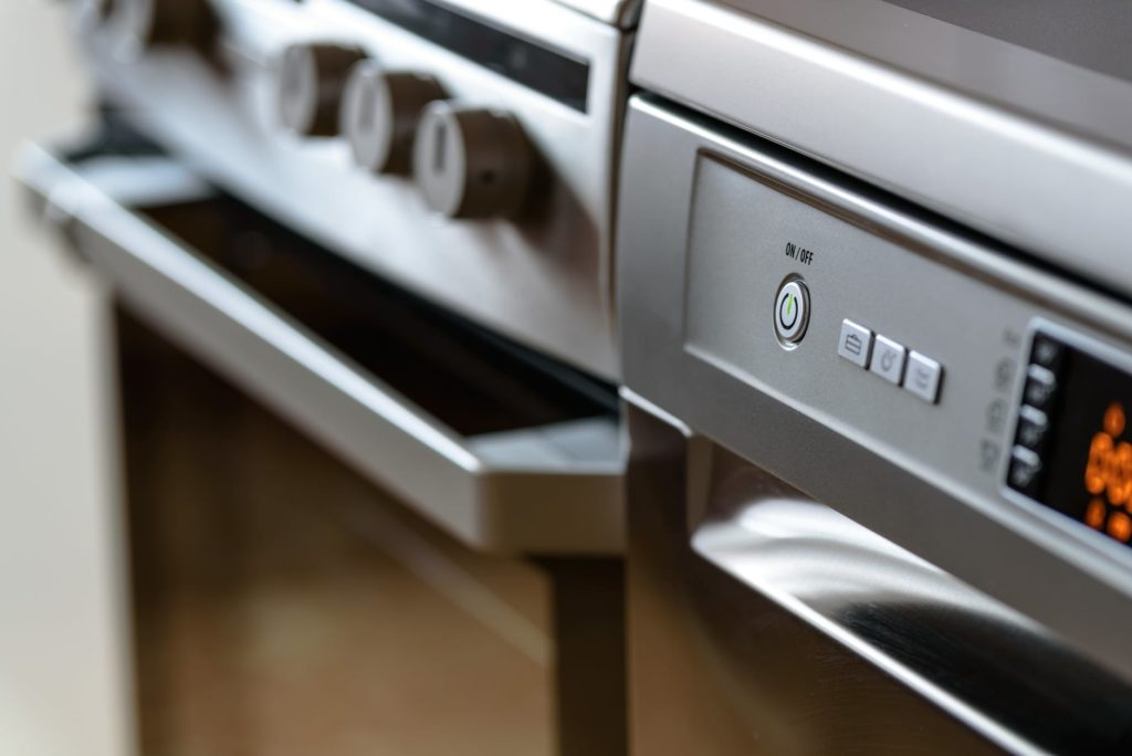 Downsizing kitchen appliances