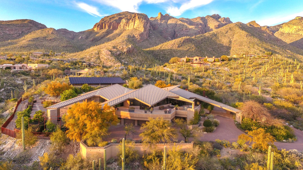 7403 N. SECRET CANYON DRIVE, TUCSON, AZ 85718