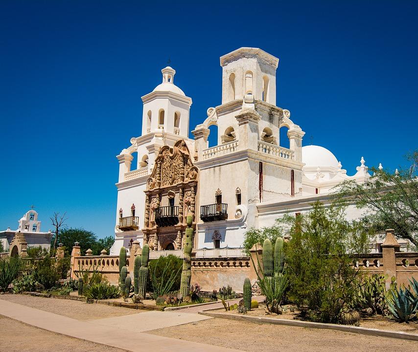 San Xavier Mission Tucson
