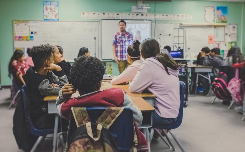 Catalina Foothills Classroom