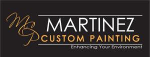 Martinez Custom Painting logo