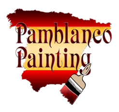 Pamblanco Painting logo